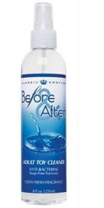 Before and After Toy Cleaner UPC: ICE1650-08